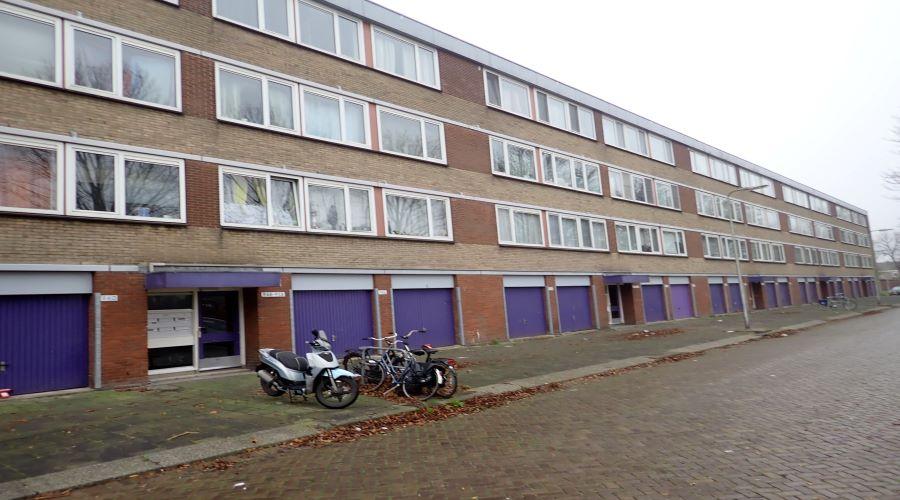 Renovatie appartementencomplex
